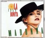 LA ISLA BONITA - UK / GERMANY  CD SINGLE (1)